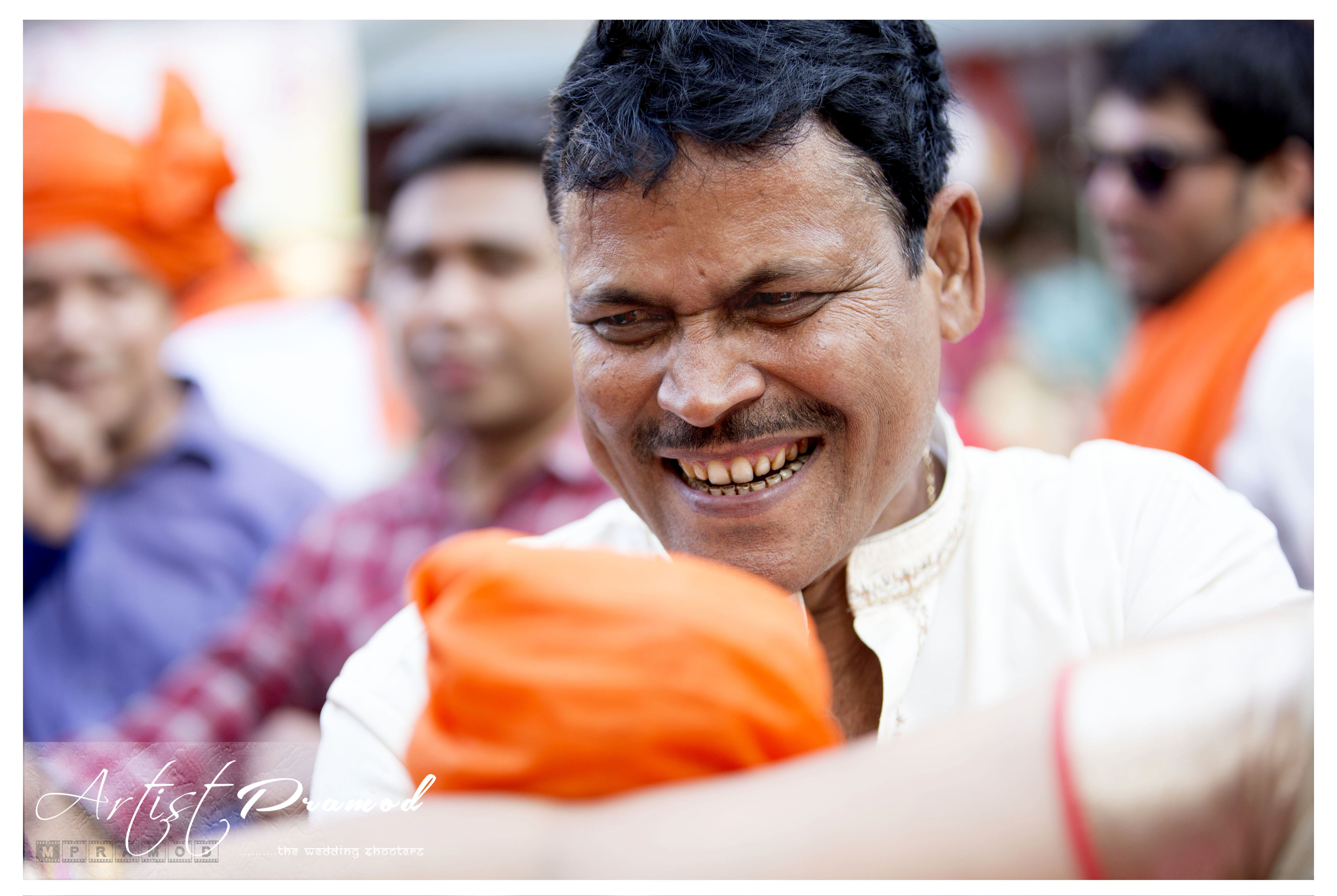 Father of the groom// images by http://artistpramod.in