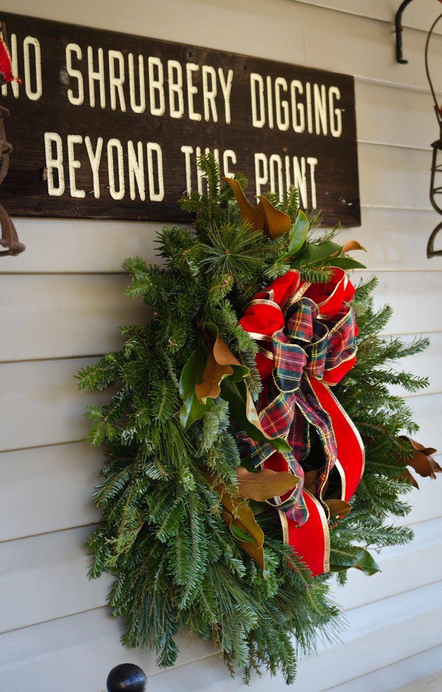 Far Above Rubies: ~Country Christmas Home Tour~ | Christmas ...