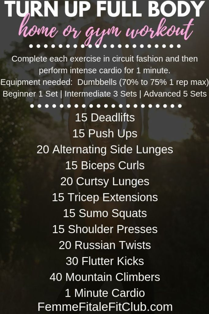 Turn Up Full Body Home Or Gym Workout #pyramidworkout #workoutforwomen #fitnessforwomen #fitness #fi...