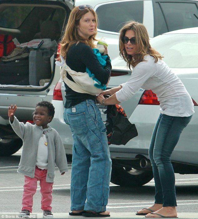 Revealed Jillian Michaels Lesbian Partner Gave Birth To Baby Boy