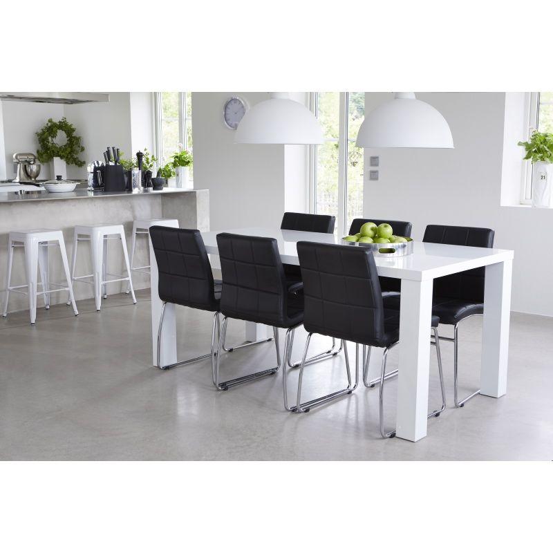 billiga matbord med stolar