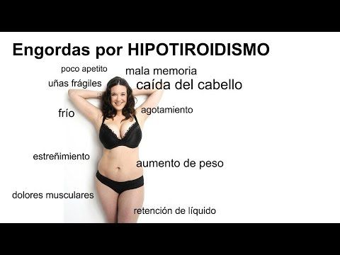 Caida del cabello por hipotiroidismo