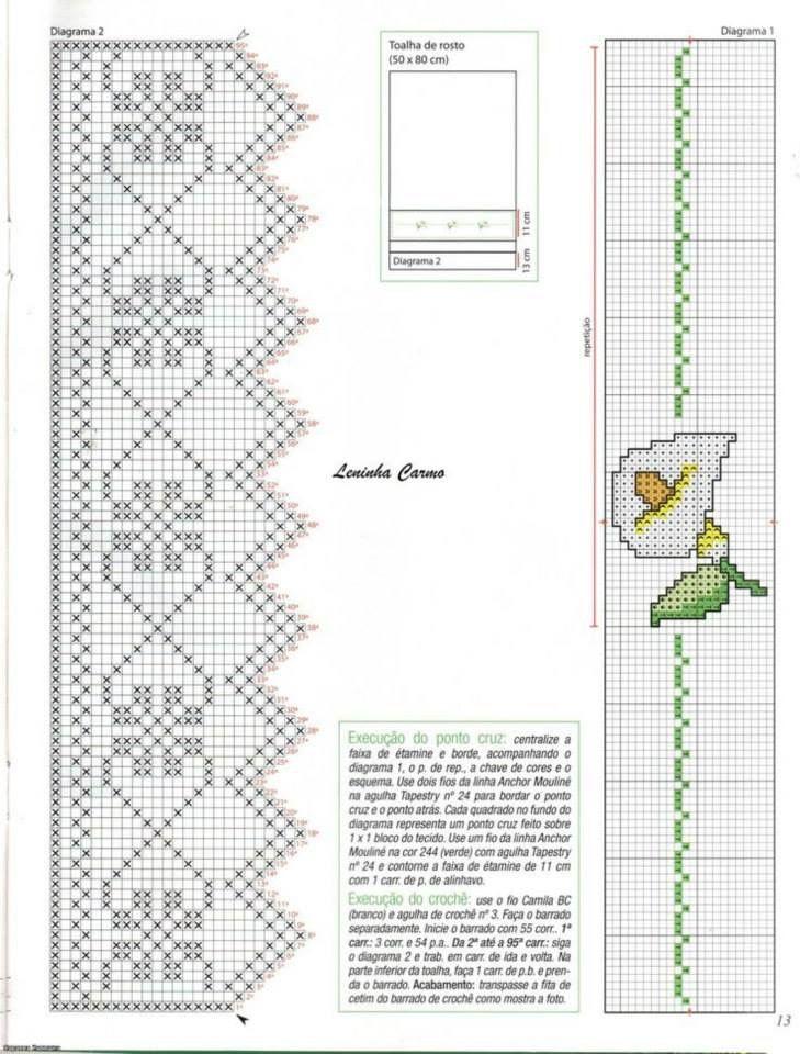 Pin By Serap Y On Tel Krma Desenleri Pinterest