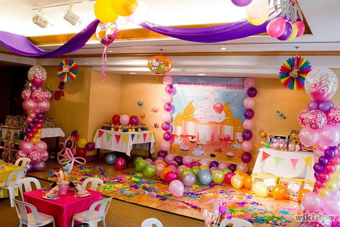 Party Ideas For Girls Age 11