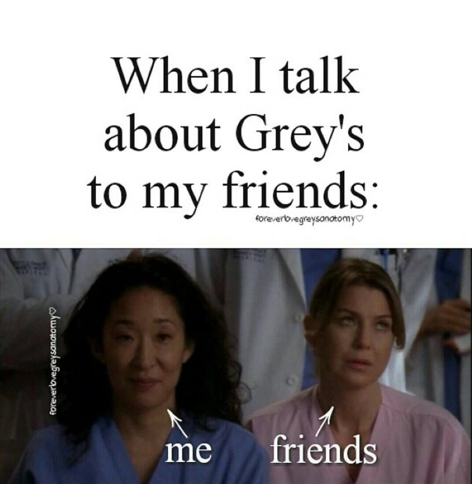 Cisney, you and I are Cristina, and Yvette is Meredith #greysanatomy