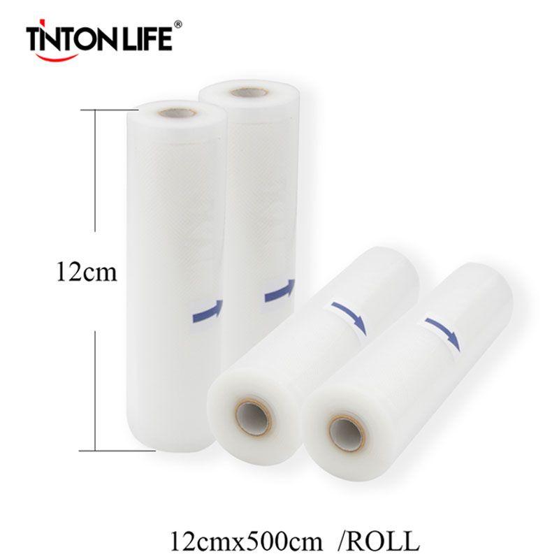 Sous Vide Vacuum Food Sealer Rolls 20 cm X 12 Mètre Rouleau