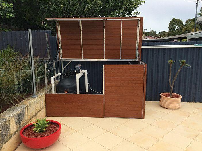 Pool Blanket Boxes | Pool Storage Boxes