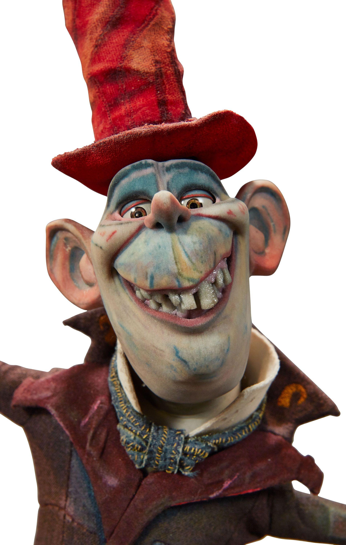 The Boxtrolls Mr. Pickles Original Animation Puppet   Lot #94229   Heritage Auctions