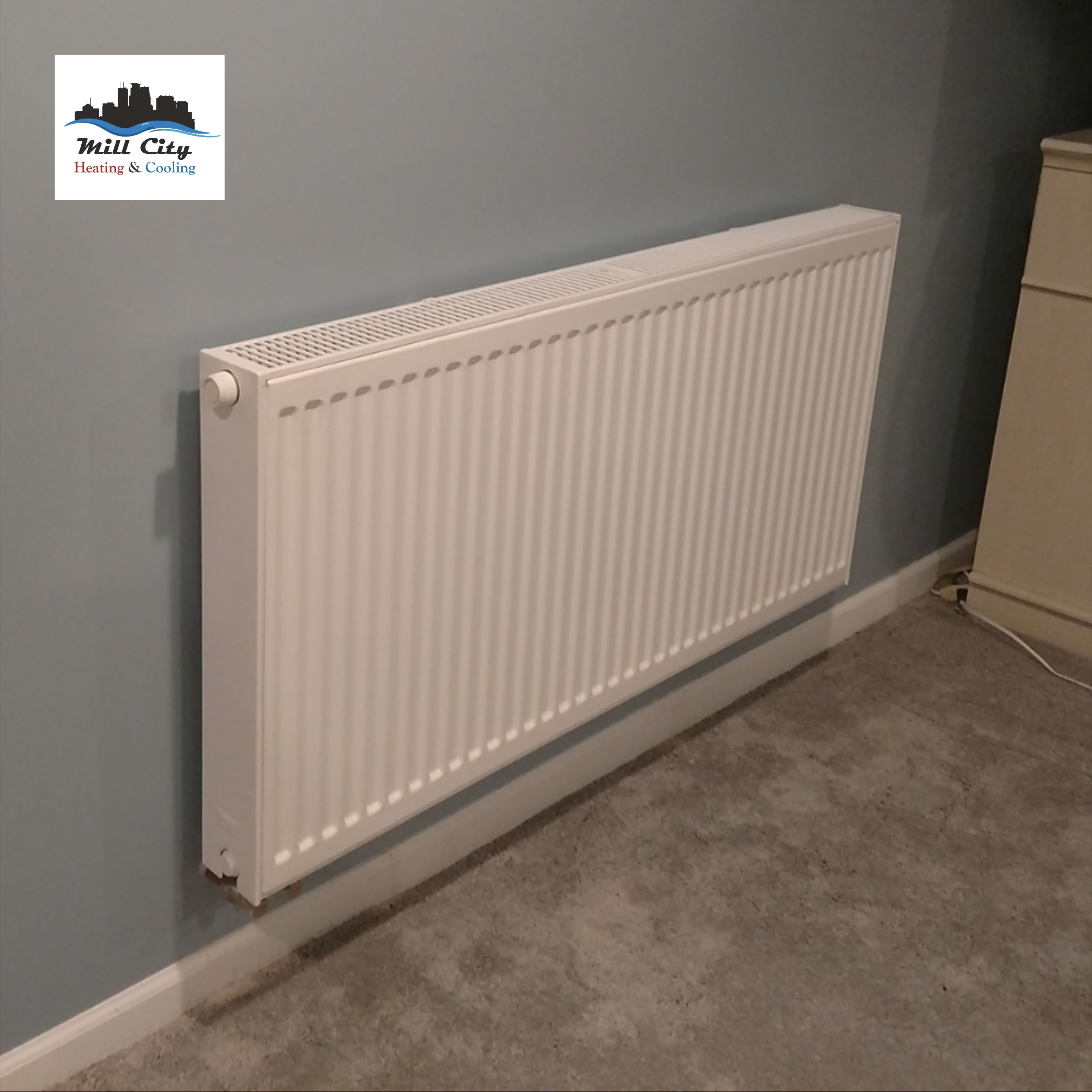 As a licensed bonded and insured heating contractor in