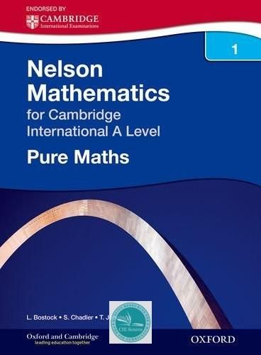 9781408515587 nelson mathematics for cambridge international a 9781408515587 nelson mathematics for cambridge international a level pure 1 cie source fandeluxe Gallery