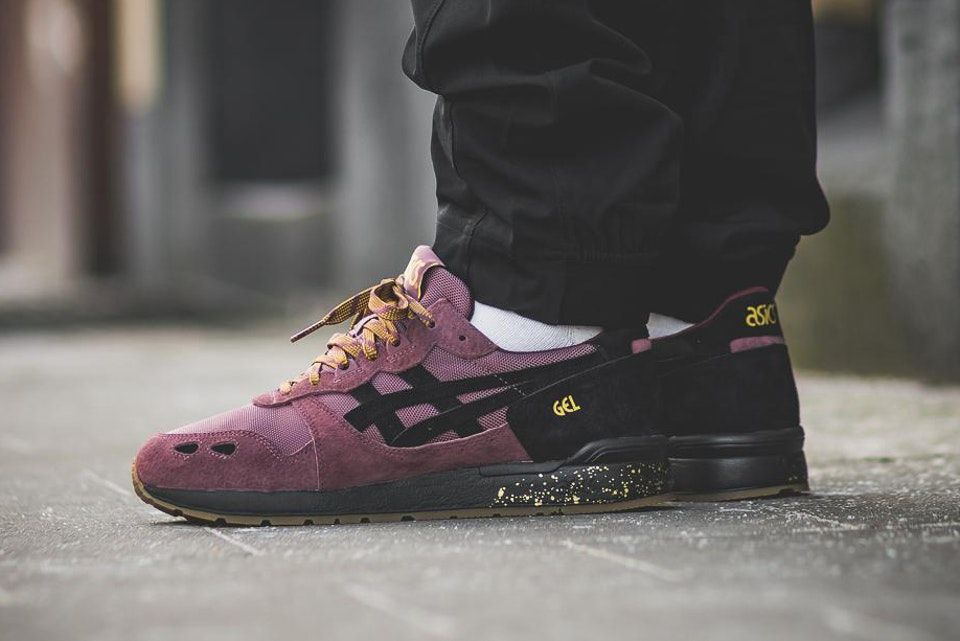 super popular 02606 4253f ASICS' GEL-Lyte Releases in
