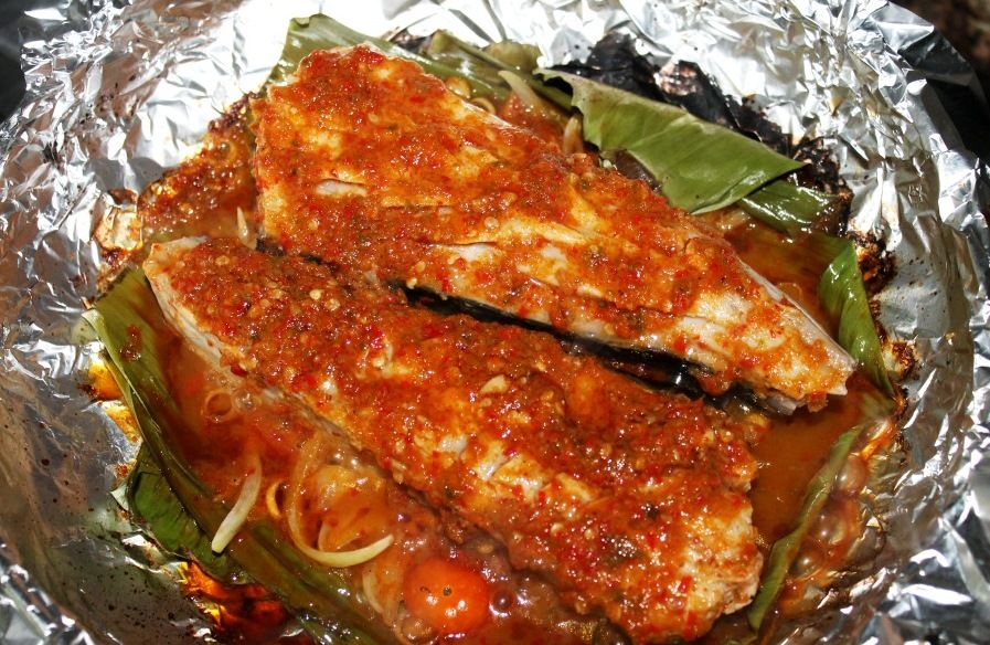 Resepi Ikan Bakar Sambal Special Sedap Food Singapore Food Recipes