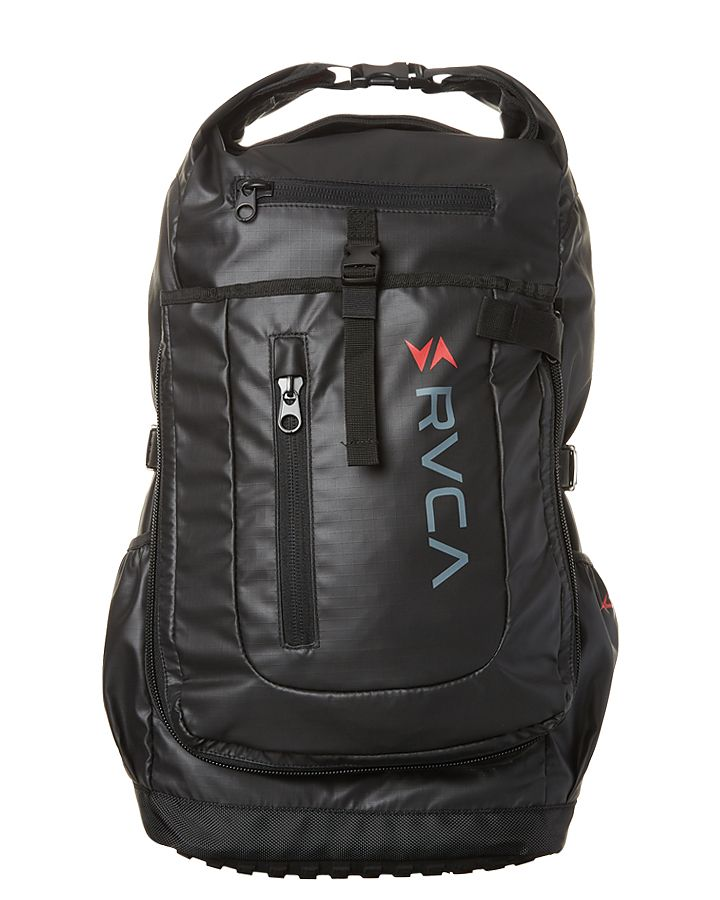 5a04d18303cf0 RVCA ASTRODECK SURF BACKPACK - BLACK