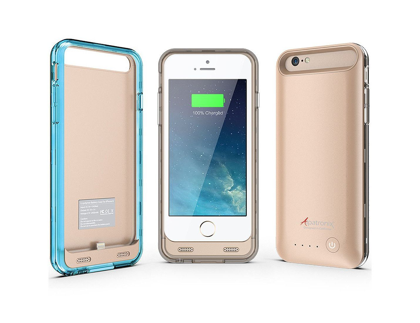 charge phone case iphone 6
