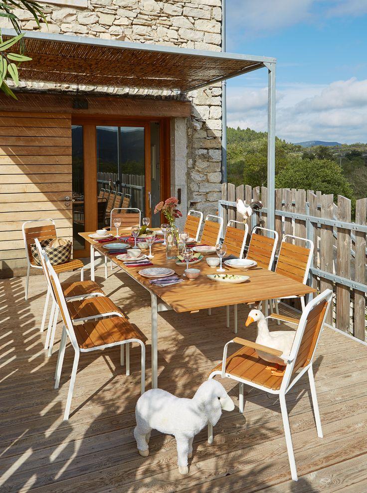 Salon de Jardin EXTENSO | Prendre l\'air - Décoration extérieure ...