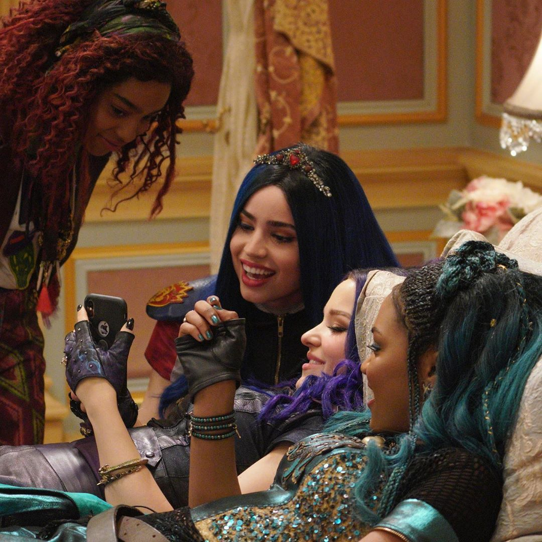"Descendants 3 on Instagram ""Our hearts are melting with"