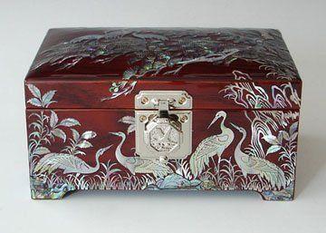 korean jewelry box Discover Korea Japan and China Pinterest