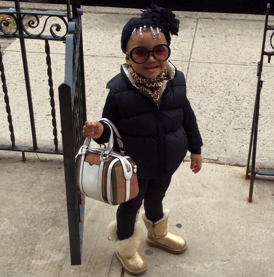 Miss Journey going to school