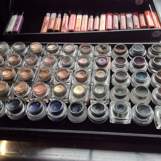 My friends. #makeup #eyeliner #lipgloss #beauty