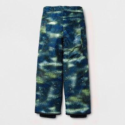65ee991095f4 Boys  Snow Pants - C9 Champion Green M