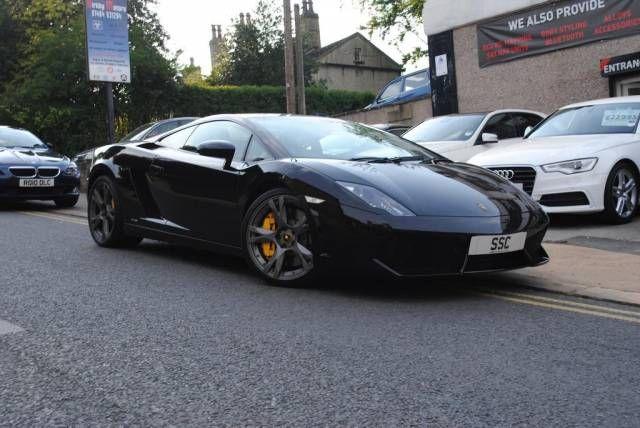 2008 Lamborghini Gallardo Coupe 2dr 5.0 LP560 WITH QUILTED LTHR++ | £94,995