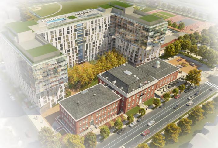 We Re Halfway Through An Enormous Cycle The Wharf Sparks Southwest D C Development Boom Real Estate News The Neighbourhood Washington Dc Neighborhoods