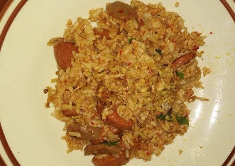 Bagaimana Cara Membuat Nasi Goreng Jawa Lezat Resep Nasi Goreng Resep Masakan Nasi