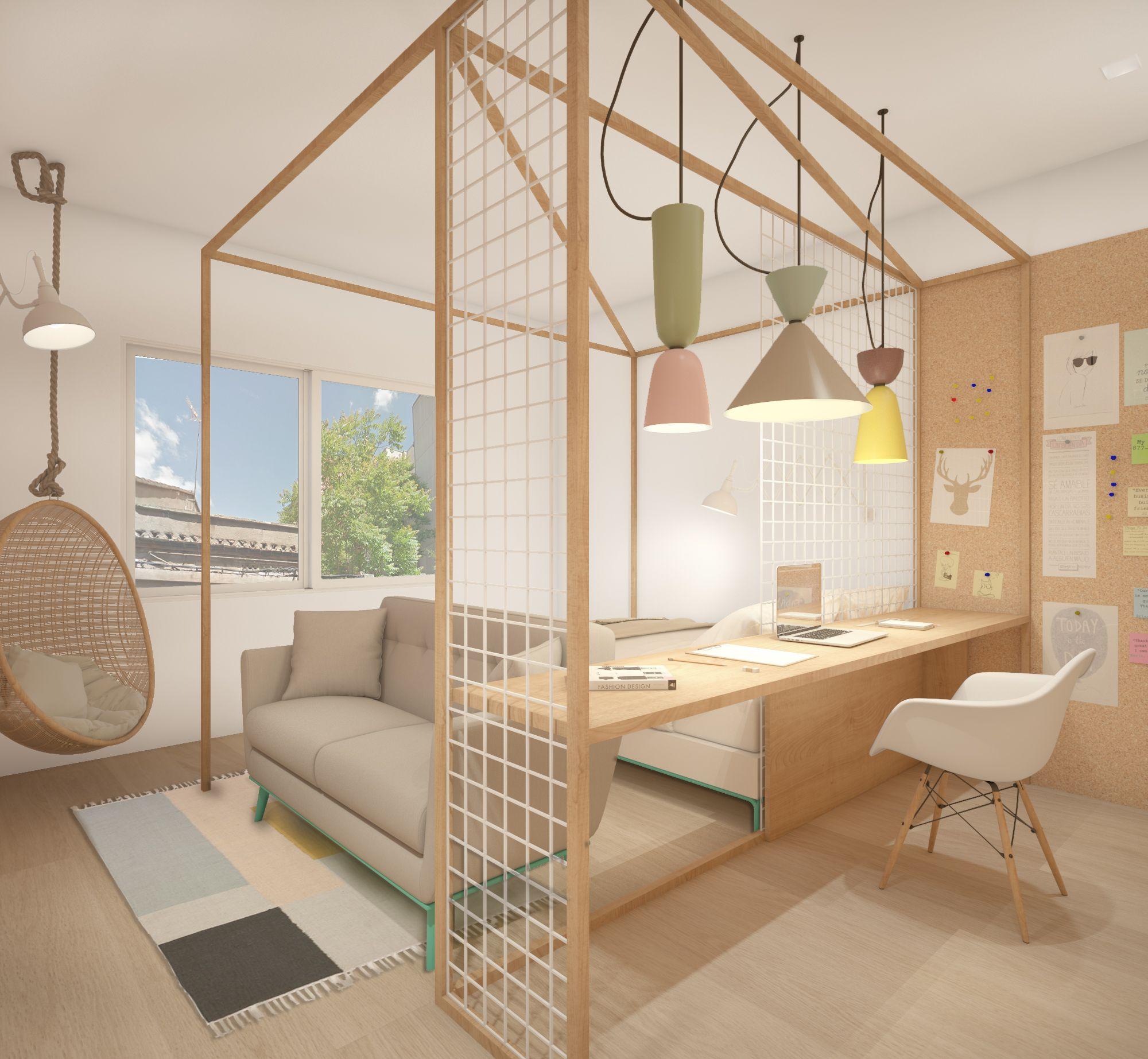 Proyecto de vivienda unifamiliar en sabadell de 190 m2 interiorismo interiordesign intetiorism