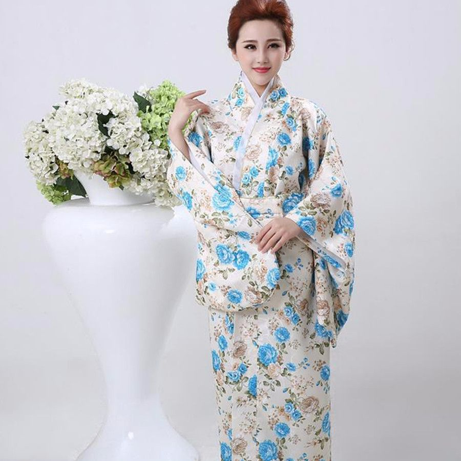 Kimono Prom Dress