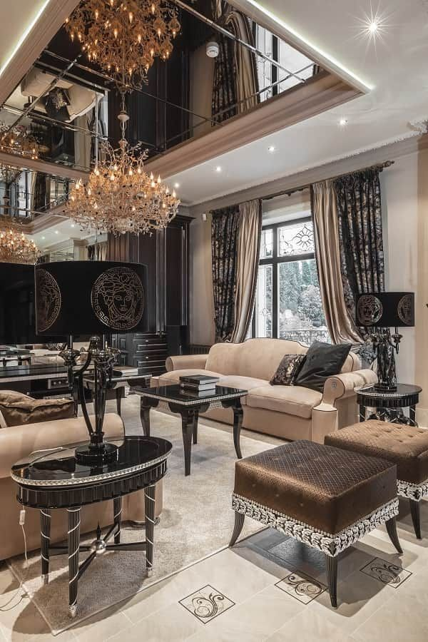 Luxury And Detailed Furniture You Can Have See More On Pullcast Eu And Be Dazzled Luxury House Interior Design Luxury Homes Interior Country House Decor
