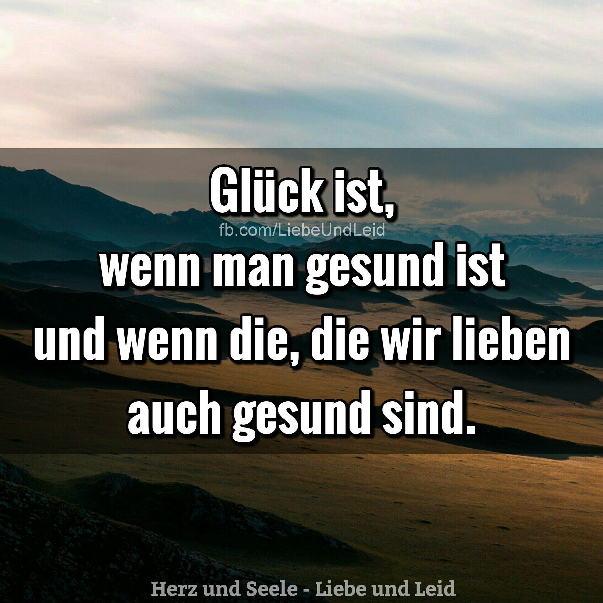 Sinnspruch GlГјck