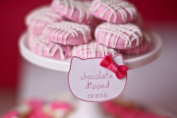 Fiestas infantiles temáticas: un cumpleaños de Hello Kitty