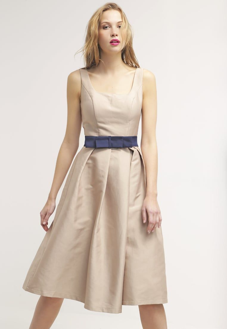 Chi Chi London CERI - Cocktail dress / Party dress - mocha Women ...
