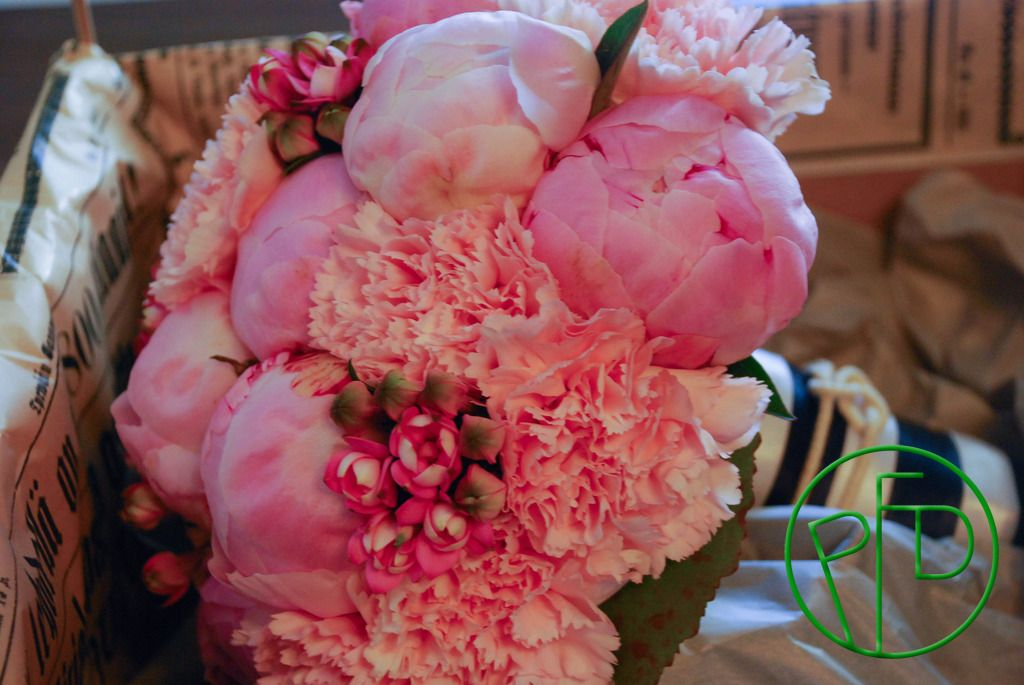 You can never go wrong with peonies!