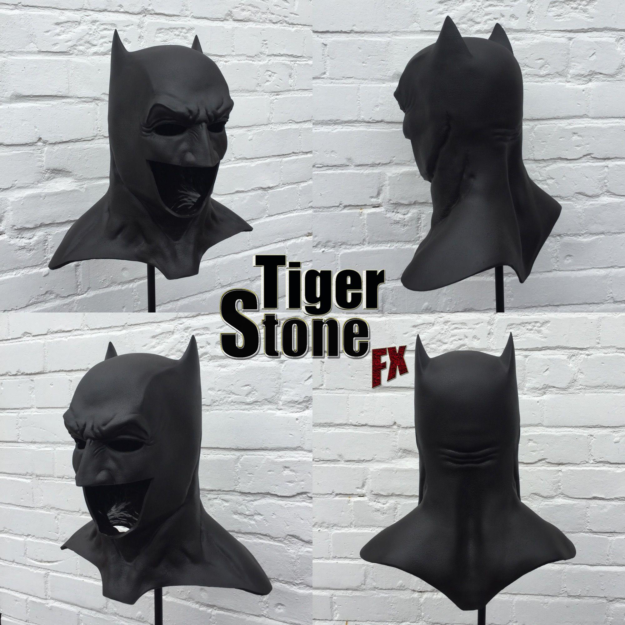 DC Comics Batman vs Superman Dawn of Justice Cowl Mask Costume Halloween