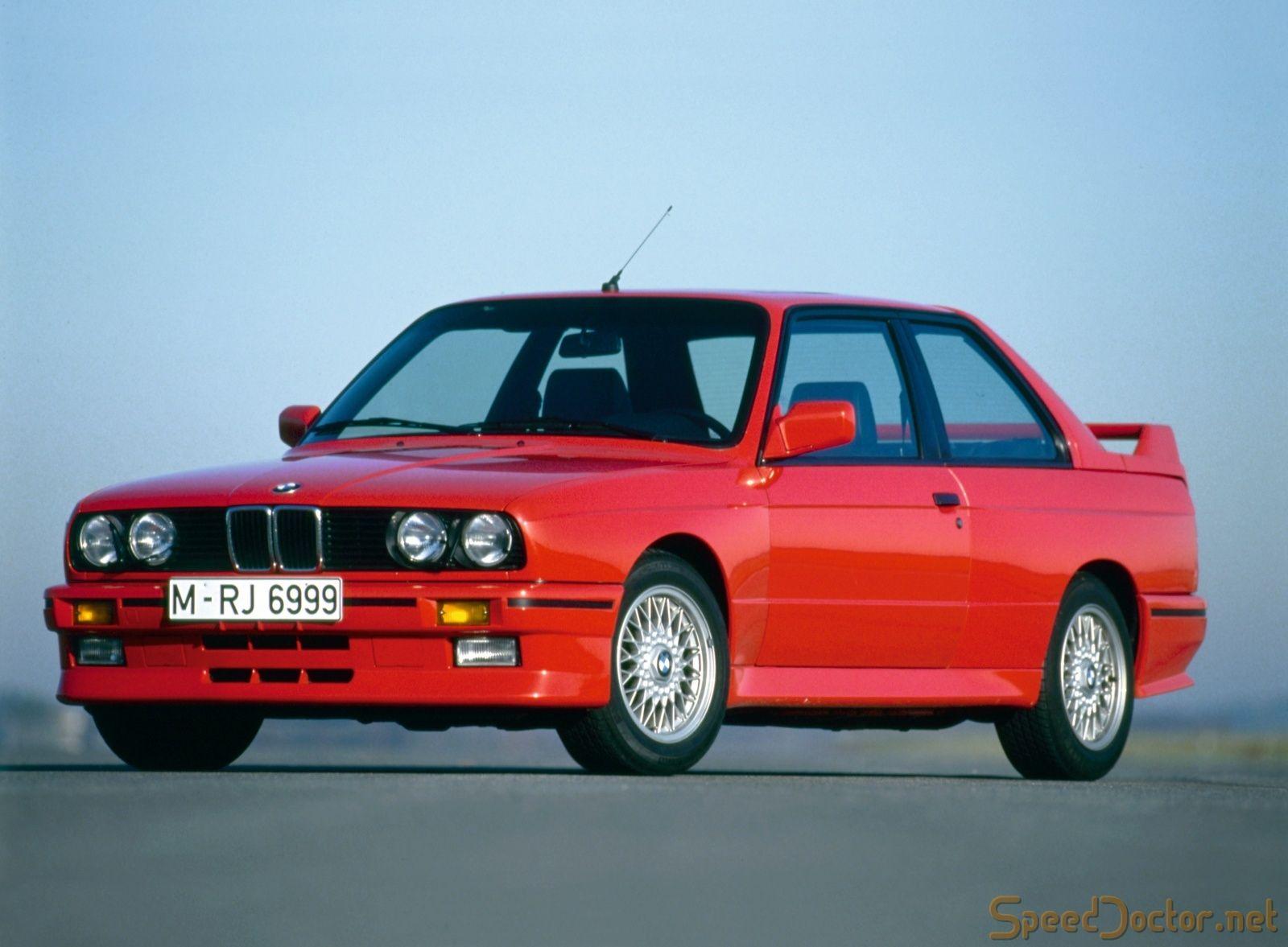 Bmw M3 E30 1986 1992 Speeddoctor Net Bmw E30 Bmw E30 M3 Bmw M3 Coupe