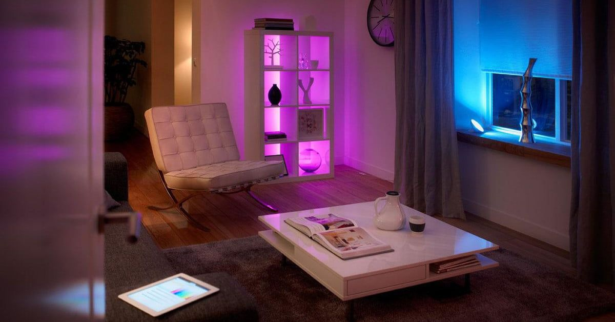 Save on the philips hue white and color ambiance starter kit