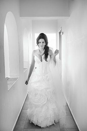 Tudo sobre Casamento em Santorini