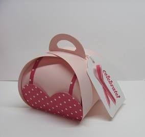 2014 Curvy Keepsake box bra using Heart Framelits  created by Lynn Starzl