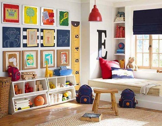 15 hermosos dise os de cuartos de juegos para ni os baby for Diseno de habitaciones infantiles