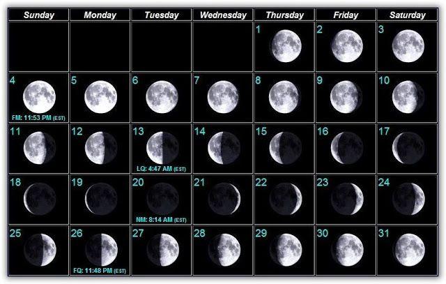 Occult Calendar December 2019 December Full Moon Calendar 2018 #December2018MoonCalendar