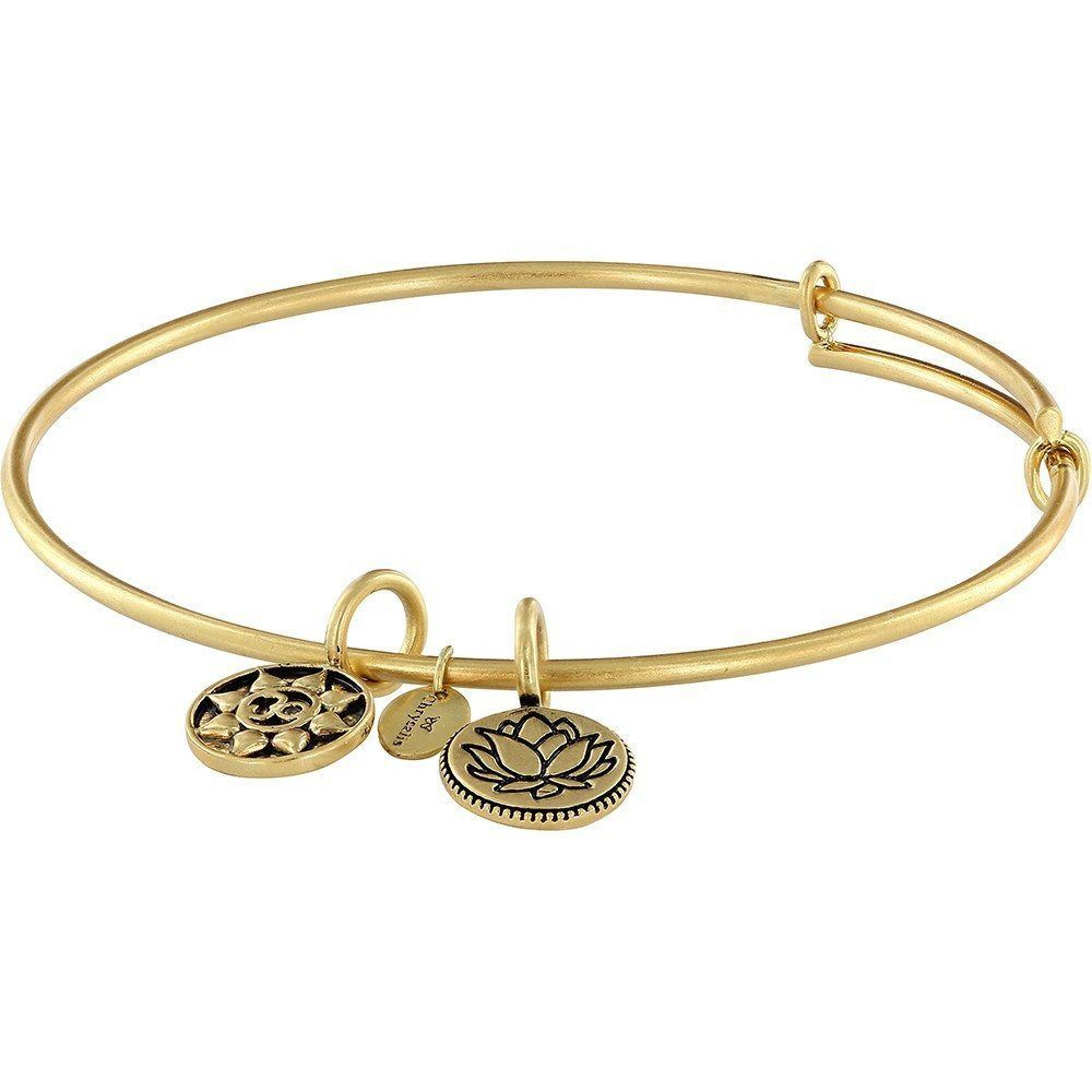 Chrysalis, Mantra gold plated expandable bracelet