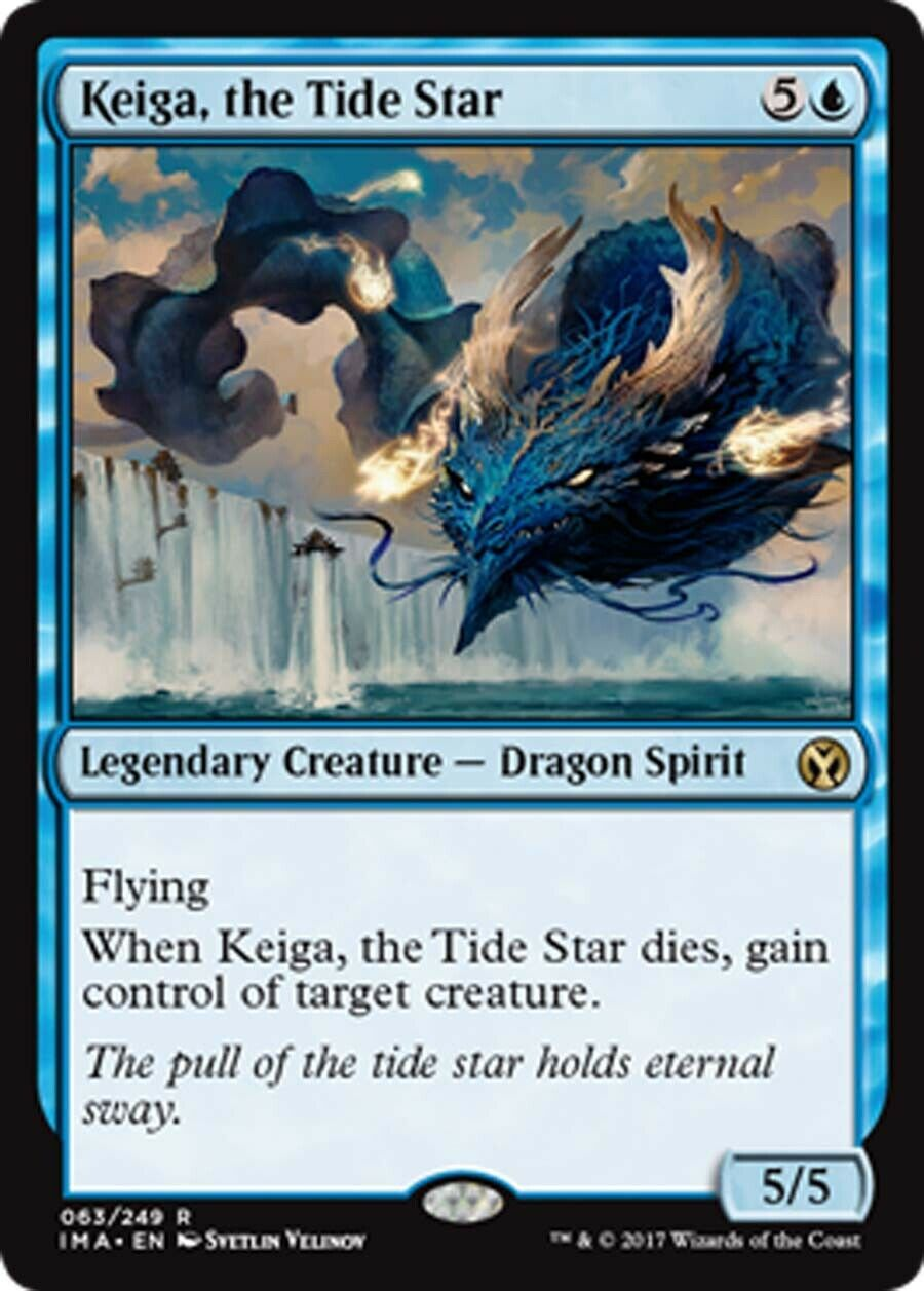 60 Card Deck Magic the Gathering MTG -Custom Casual Deck Spirit Control