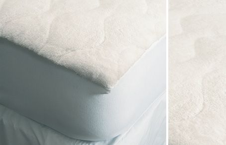 Mattress Protector - Coral Fleece