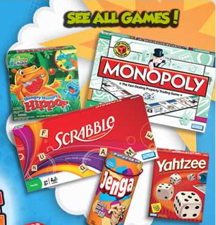New Printable Hasbro Toy & Game Coupons