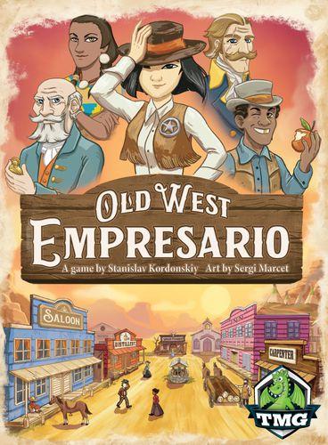 Designer Diary Old West Empresario BoardGameGeek News