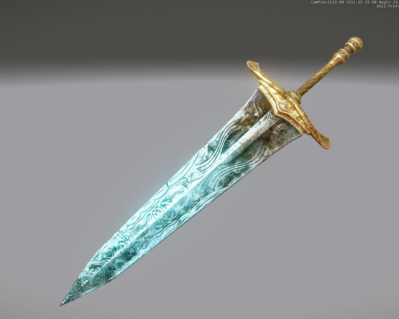 Kết quả hình ảnh cho moonlight sword | Vũ khí | Pinterest ...