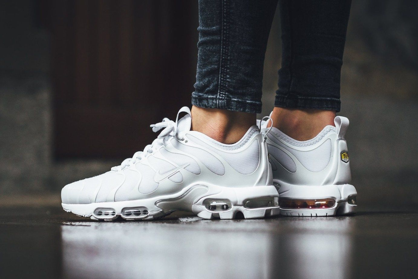 200 Inoreader Mustcop Air Max Plus Ultra White Nike Air Max Plus Nike Air Max Nike Women Fashion