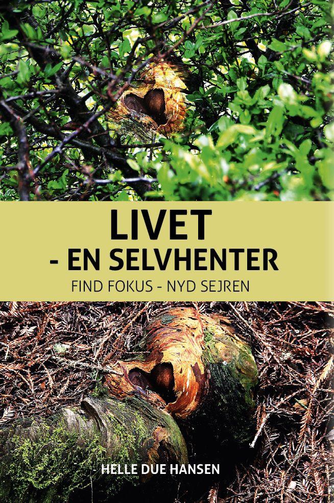 Livet - En selvhenter, Helle Due Hansen. Bogen kan købes her: http://livet-enselvhenter.dk/kontakt #PRinfoHobro #bogudgivelse