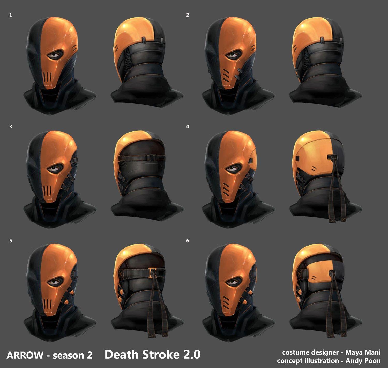 deathstroke suit - Поиск в Google | A | Pinterest | Deathstroke ...